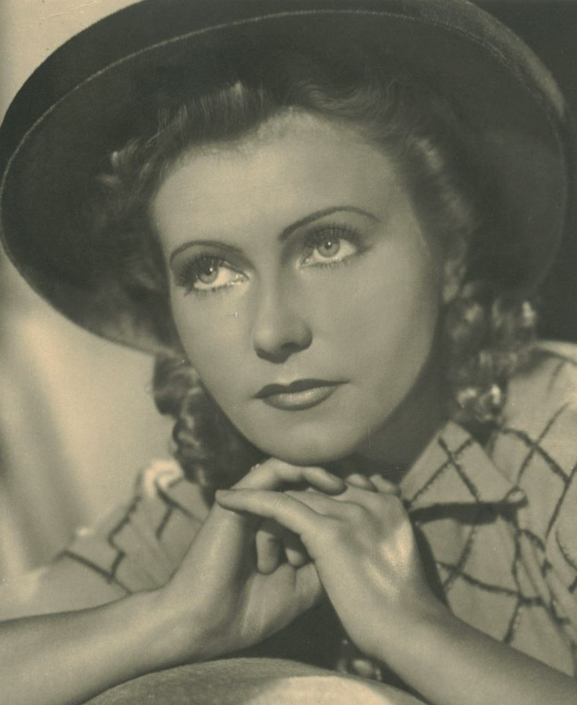 422 Karin Hardt 卡琳.哈特 (1910年-1992年 德國演員)02