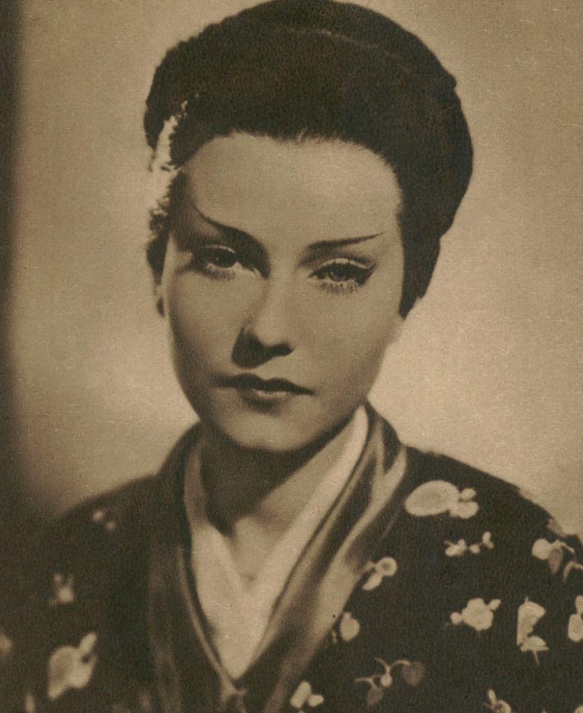 422 Karin Hardt 卡琳.哈特 (1910年-1992年 德國演員)01