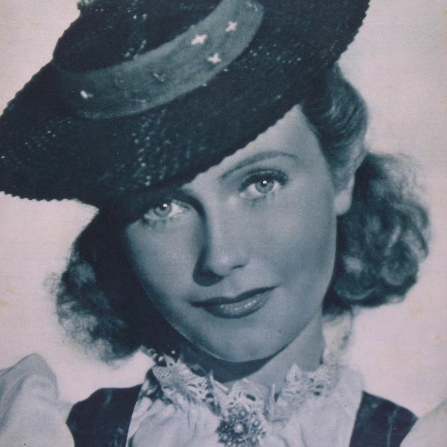 422 Karin Hardt 卡琳.哈特 (1910年-1992年 德國演員)04