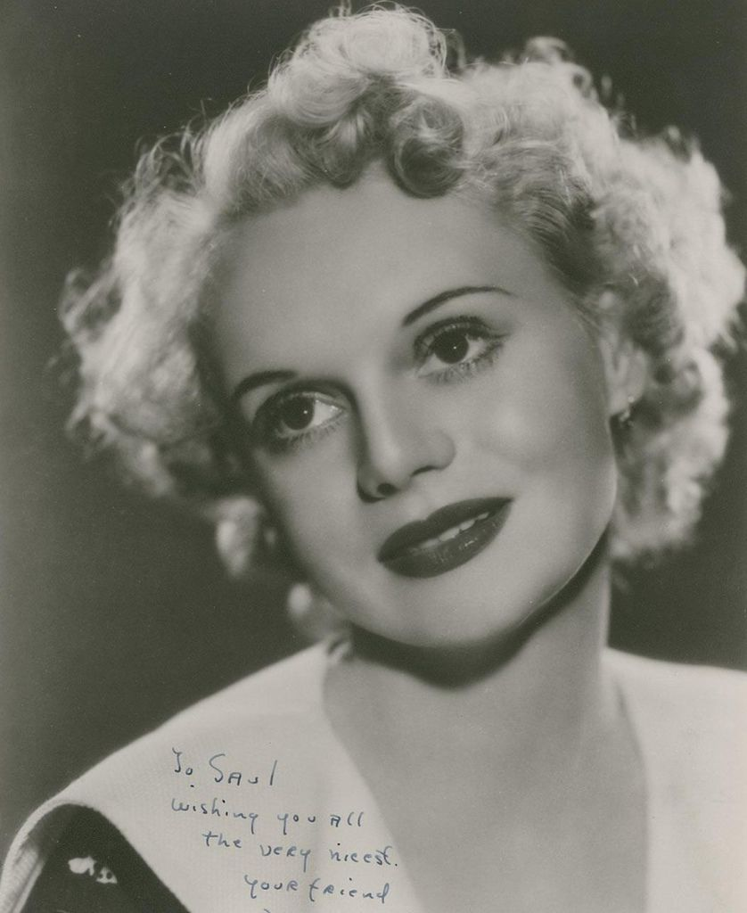 423 Marie Wilson 瑪麗.威爾遜 ( 1916年-1972年 美國廣播、電影、電視演員)03