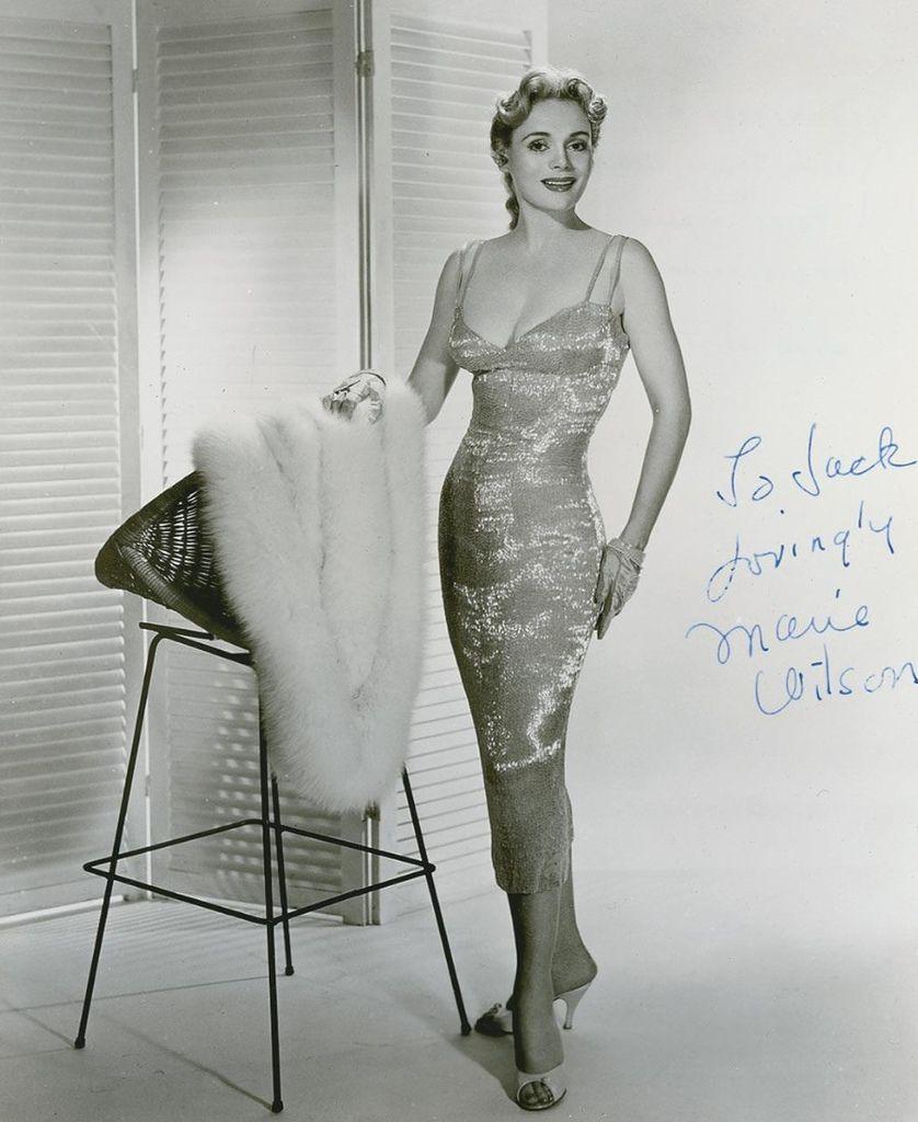 423 Marie Wilson 瑪麗.威爾遜 ( 1916年-1972年 美國廣播、電影、電視演員)08