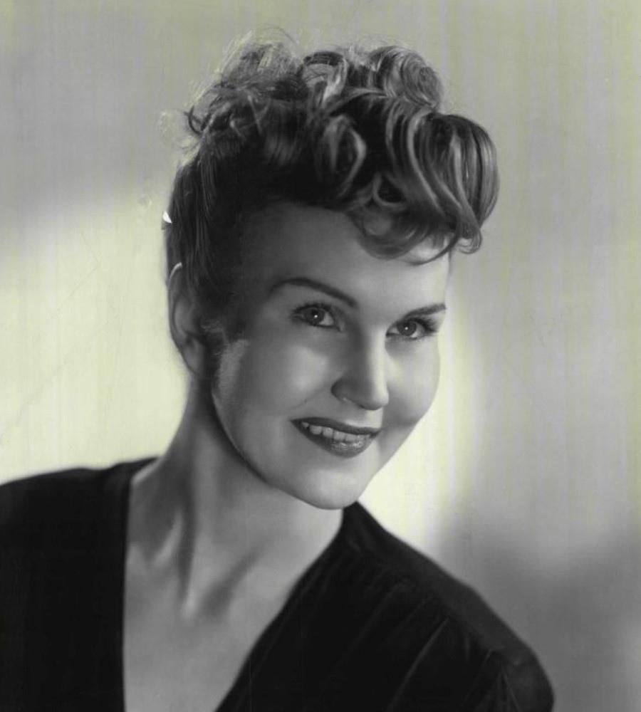436 Eve McVeagh 伊娃.麥克維 (1919年-1997年 美國演員電影、電視、舞台)01