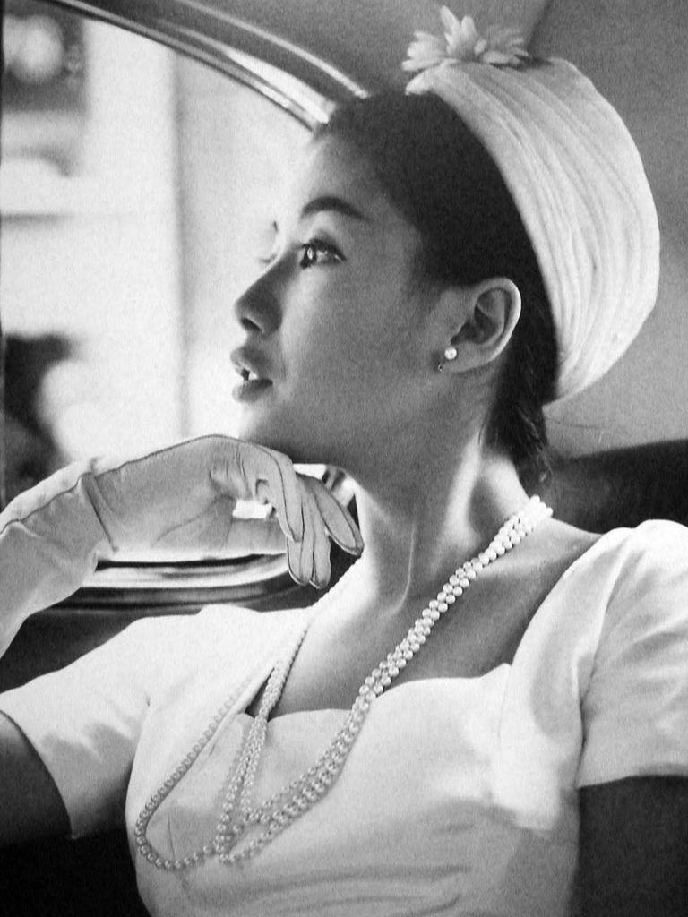 441 France Nuyen 弗朗西.阮 (1939年 越南裔法國演員)02