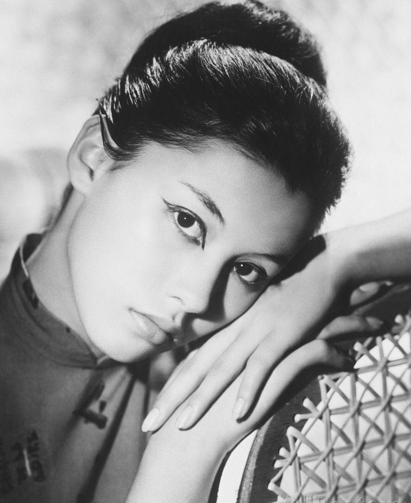 441 France Nuyen 弗朗西.阮 (1939年 越南裔法國演員)04