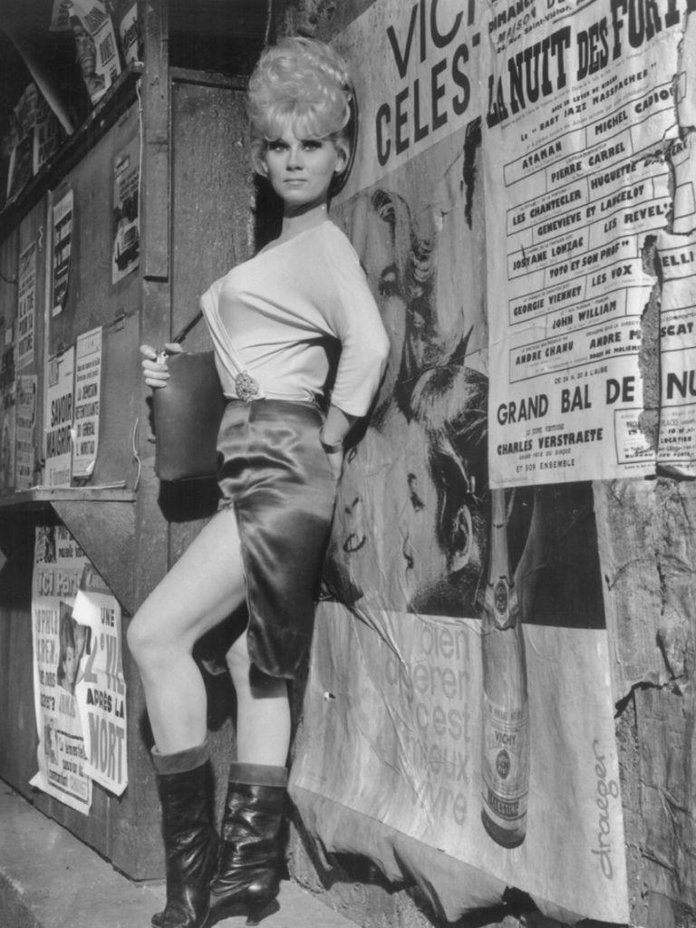 443 Grace Lee Whitney 格雷斯.李.惠特尼 (1930年 美國演員)10