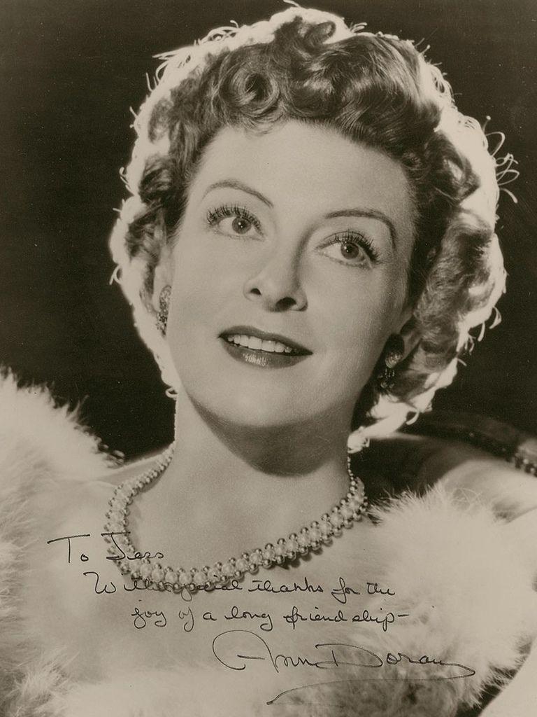 448 Ann Doran 安李.多蘭 (1911年-2000年 美國性格演員)02