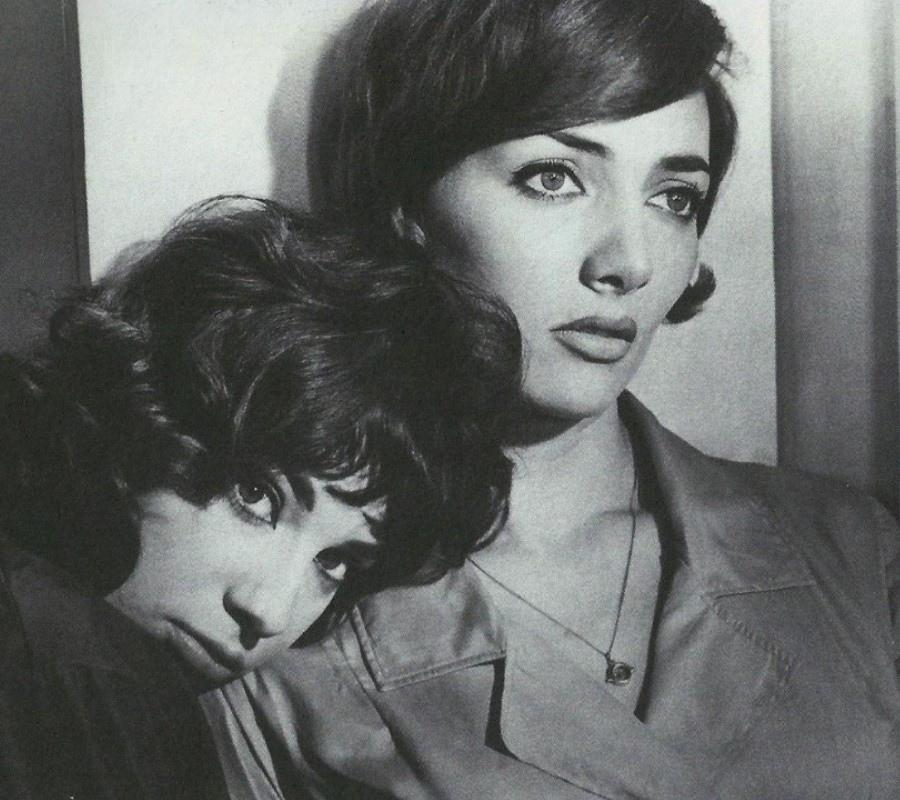 450 Bernadette Lafont 貝爾納黛特.樂峰 (1938年-2013年 法國女演員)02