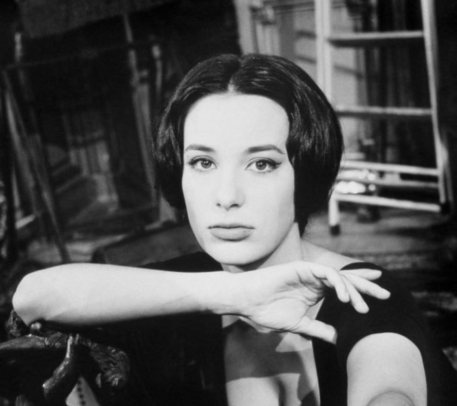 450 Bernadette Lafont 貝爾納黛特.樂峰 (1938年-2013年 法國女演員)01