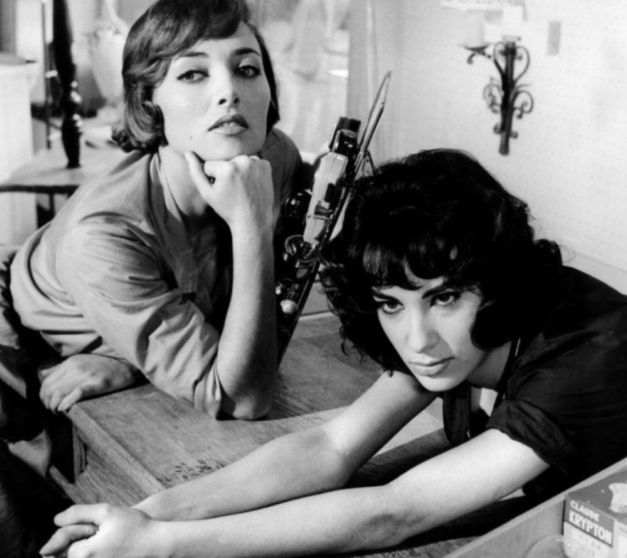450 Bernadette Lafont 貝爾納黛特.樂峰 (1938年-2013年 法國女演員)08