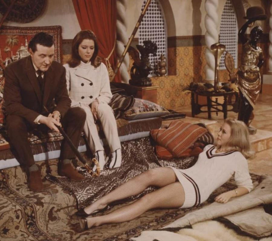 458 Katherine Woodville 凱瑟琳.伍德維爾 (1938年-2013年 英國電影、電視演員)08