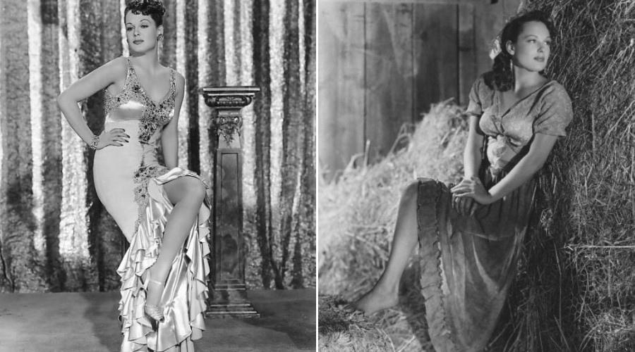 467 Lucia Carroll  露西亞.卡羅爾 (1916年 美國演員)06