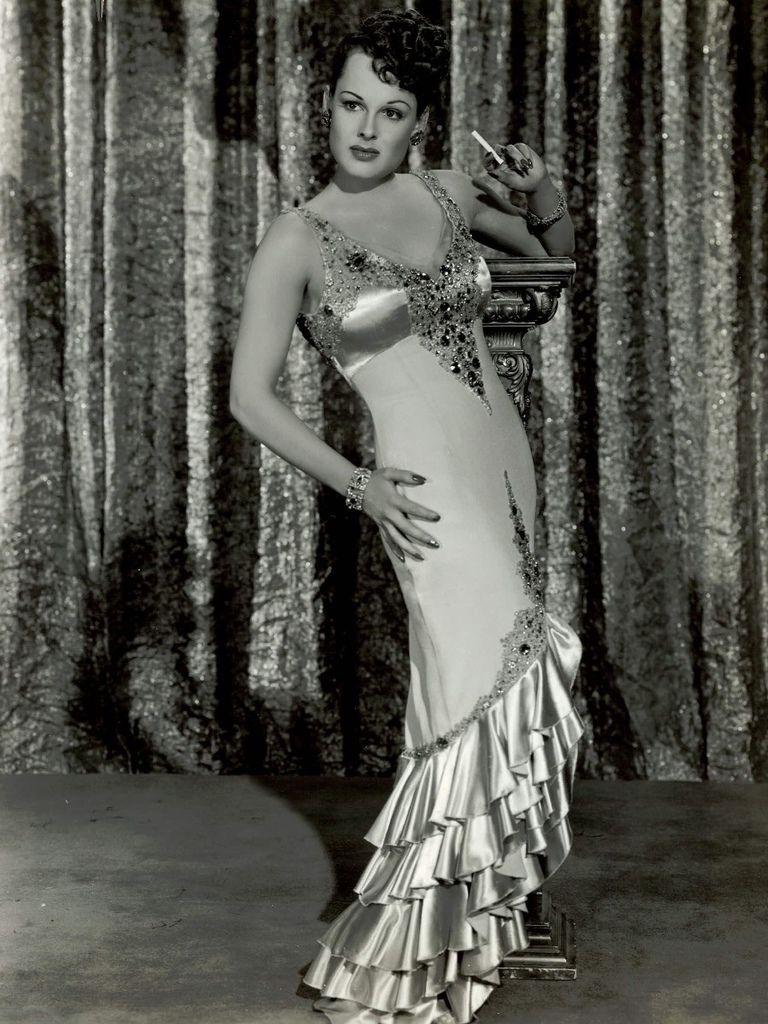 467 Lucia Carroll 露西亞.卡羅爾 (1916年 美國演員)02