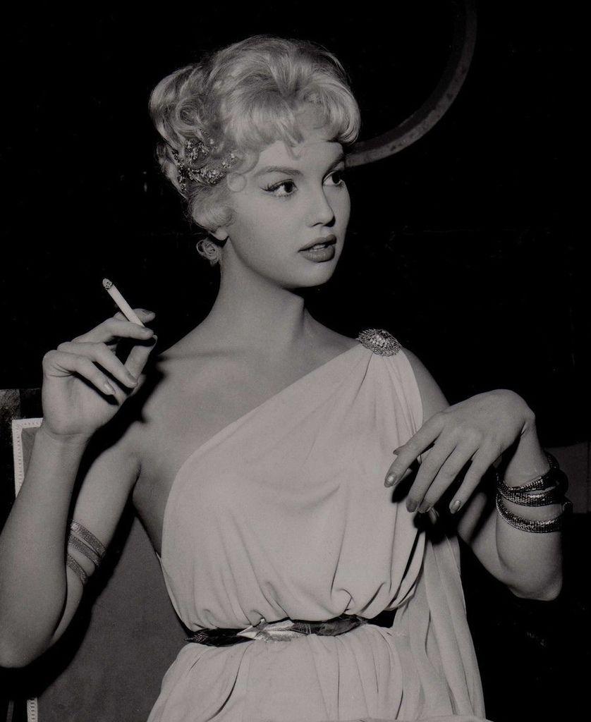 471 Mylene Demongeot 瑪麗.德蒙若 (1935年 法國女演員)01