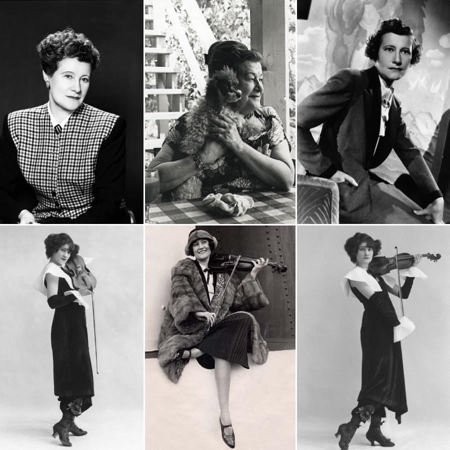 481 Odette Myrtil 奧黛特.米蒂爾 (1898年-1978年 法裔美國女演員、歌手、小提琴家)05