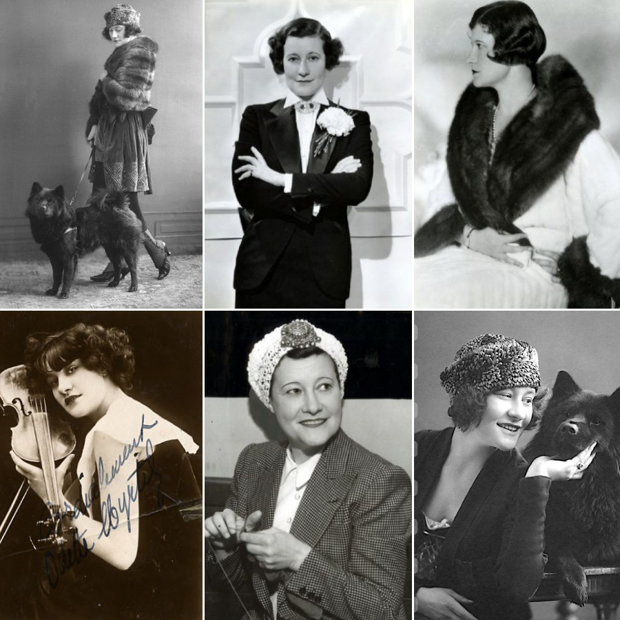 481 Odette Myrtil 奧黛特.米蒂爾 (1898年-1978年 法裔美國女演員、歌手、小提琴家)04