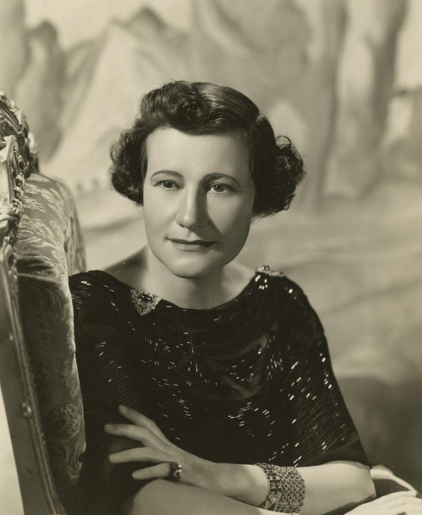 481 Odette Myrtil 奧黛特.米蒂爾 (1898年-1978年 法裔美國女演員、歌手、小提琴家)02