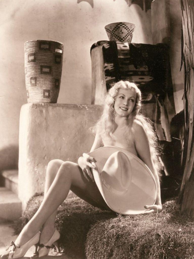 483 Claire Dodd 克萊爾.多德 (1911年-1973年 美國演員)08