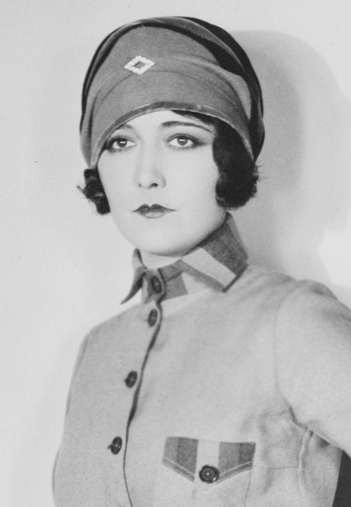 485 Dorothy Sebastian 多蘿西.塞巴斯蒂安 (1903年-1957年 美國電影、舞台劇演員)04