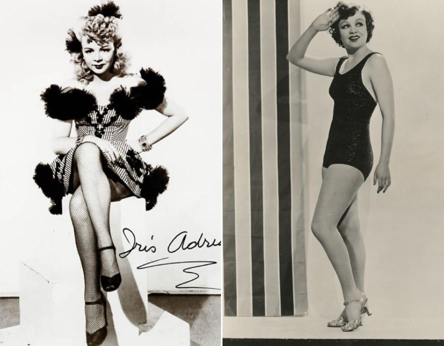 486 Iris Adrian 艾莉絲.阿德里安 (1912年-1994年 美國演員、舞蹈家)03