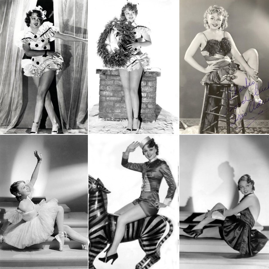 486 Iris Adrian 艾莉絲.阿德里安 (1912年-1994年 美國演員、舞蹈家)04