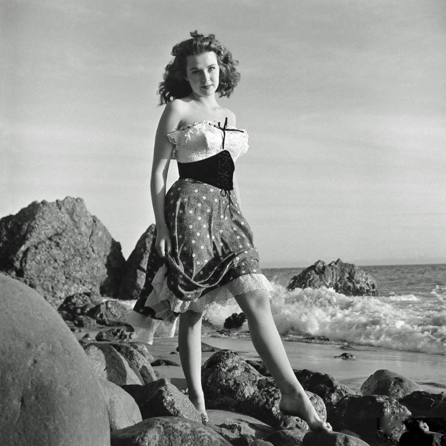 491 Mala Powers 瑪麗.鮑爾斯 (1931年-2007年 美國演員)07