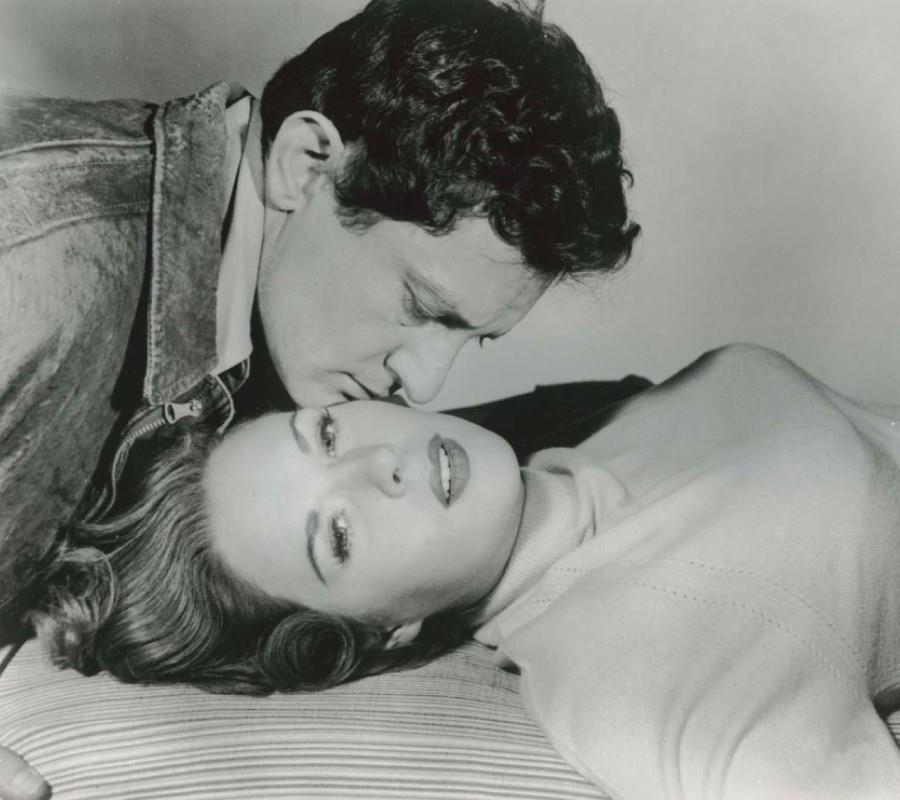 491 Mala Powers 瑪麗.鮑爾斯 (1931年-2007年 美國演員)10