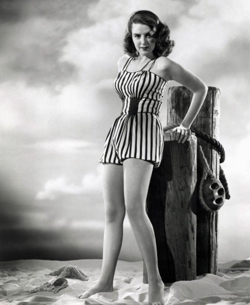 491 Mala Powers 瑪麗.鮑爾斯 (1931年-2007年 美國演員)05