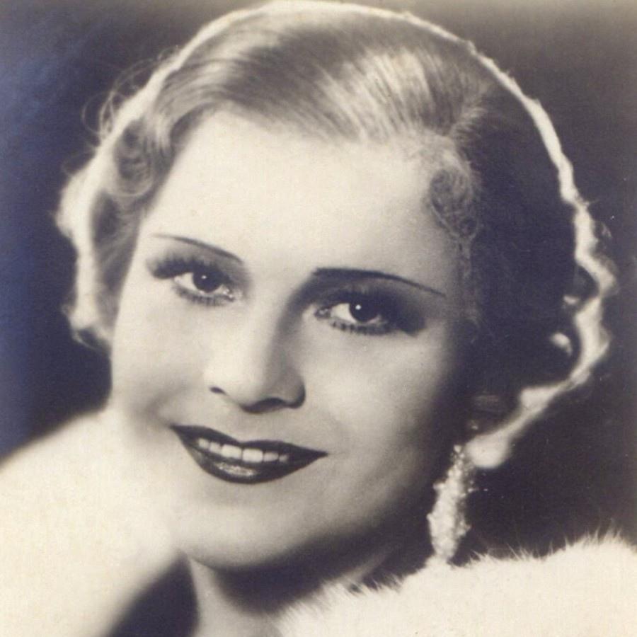495 Renate Muller 雷娜特.穆勒 (1906年-1937年 德國、歌手、演員)02