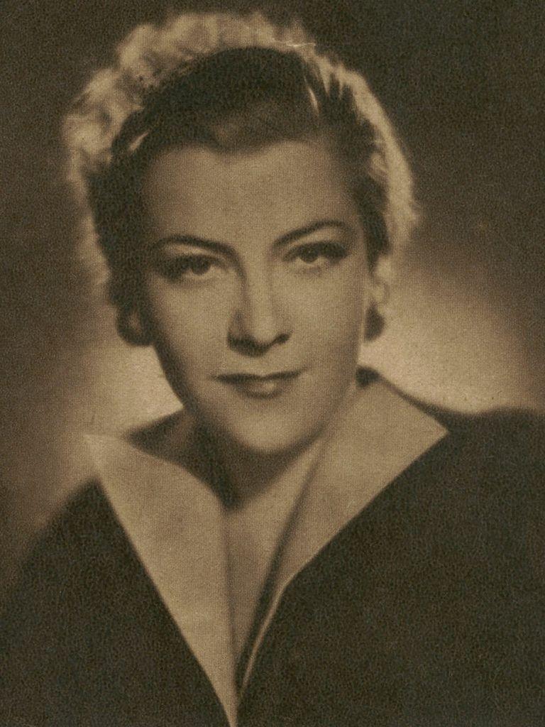 495 Renate Muller 雷娜特.穆勒 (1906年-1937年 德國、歌手、演員)01
