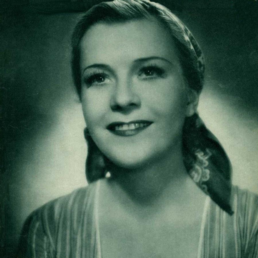 495 Renate Muller 雷娜特.穆勒 (1906年-1937年 德國、歌手、演員)02b