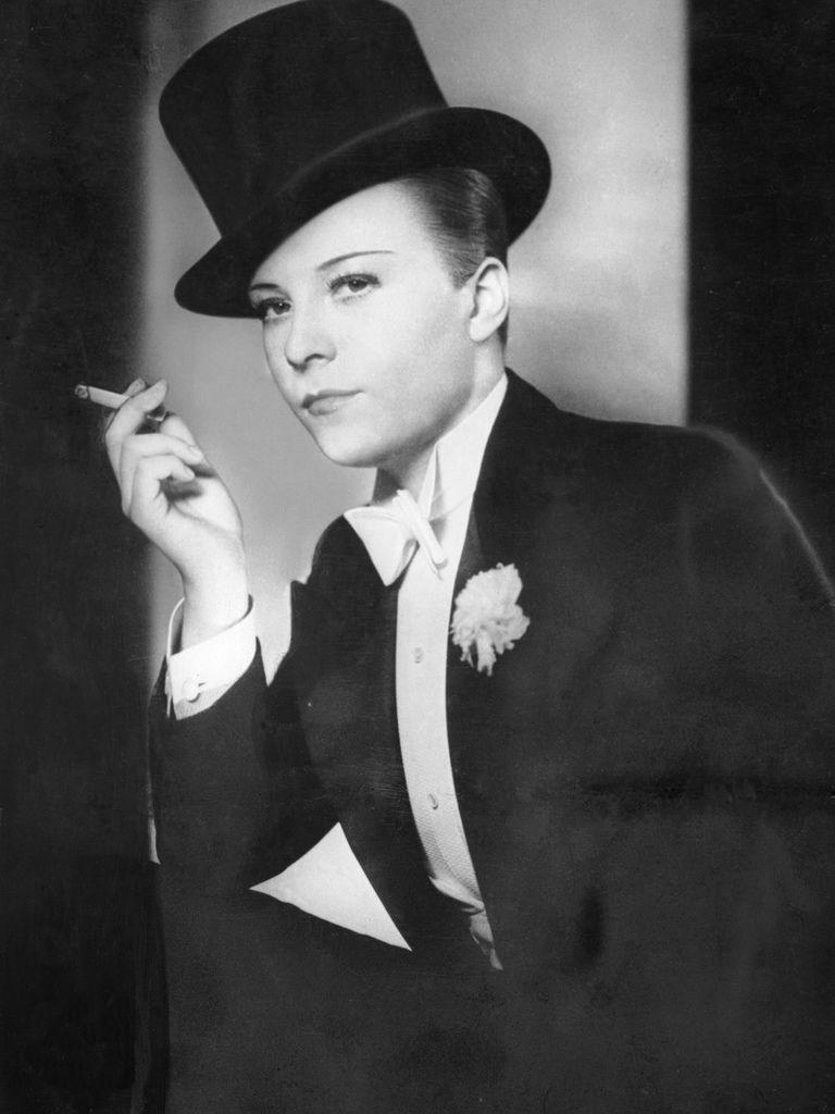 495 Renate Muller 雷娜特.穆勒 (1906年-1937年 德國、歌手、演員)03