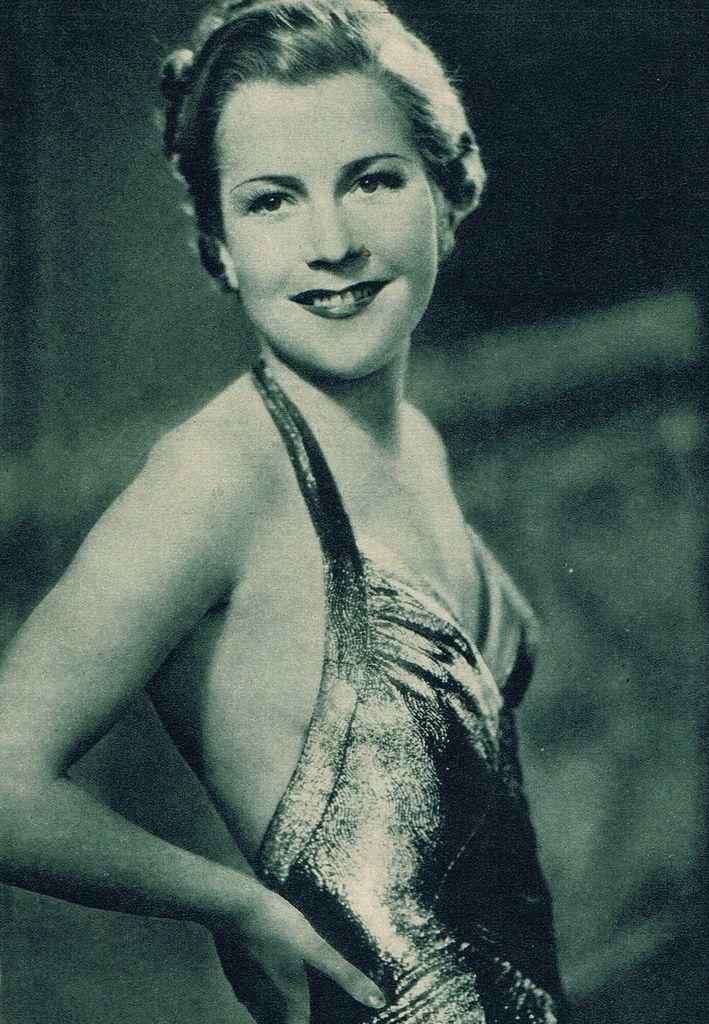 495 Renate Muller 雷娜特.穆勒 (1906年-1937年 德國、歌手、演員)07