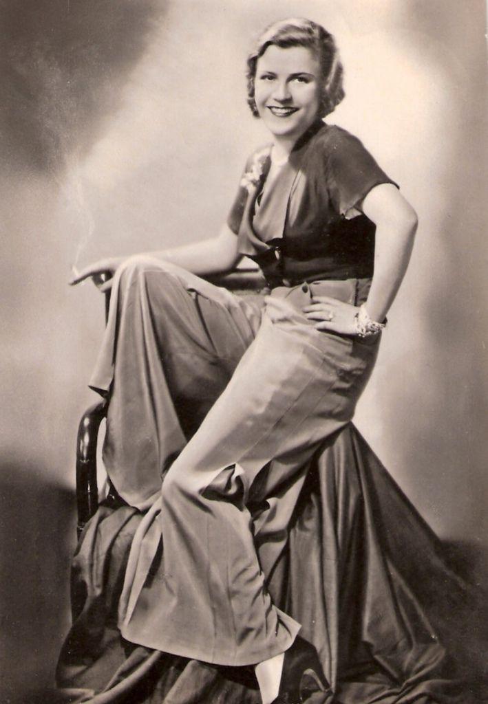 495 Renate Muller 雷娜特.穆勒 (1906年-1937年 德國、歌手、演員)08