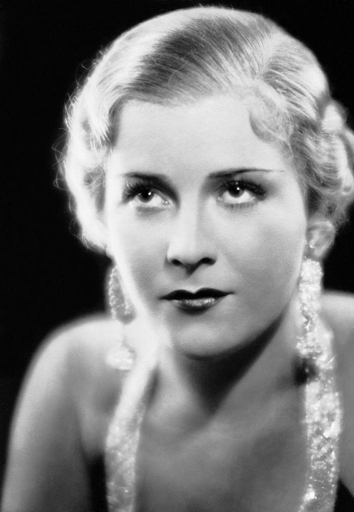 495 Renate Muller 雷娜特.穆勒 (1906年-1937年 德國、歌手、演員)02a