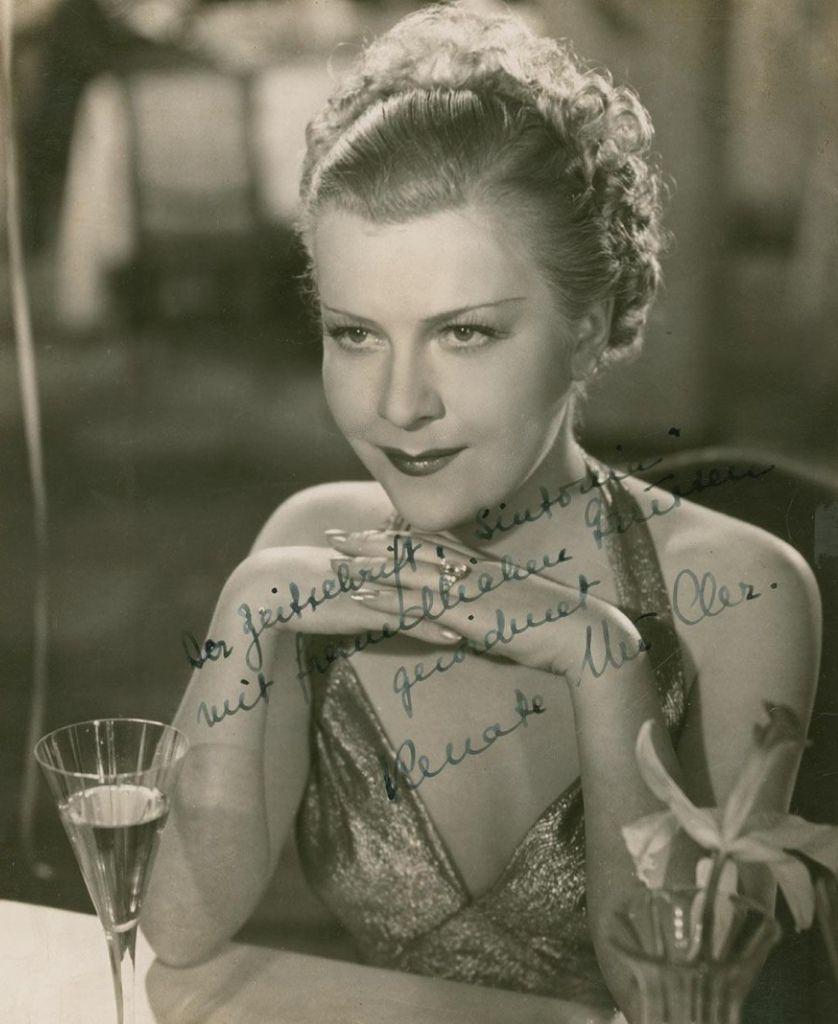 495 Renate Muller 雷娜特.穆勒 (1906年-1937年 德國、歌手、演員)04