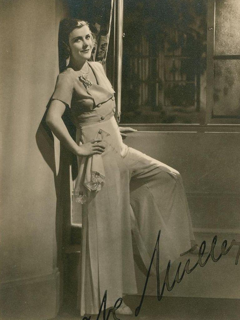 495 Renate Muller 雷娜特.穆勒 (1906年-1937年 德國、歌手、演員)05