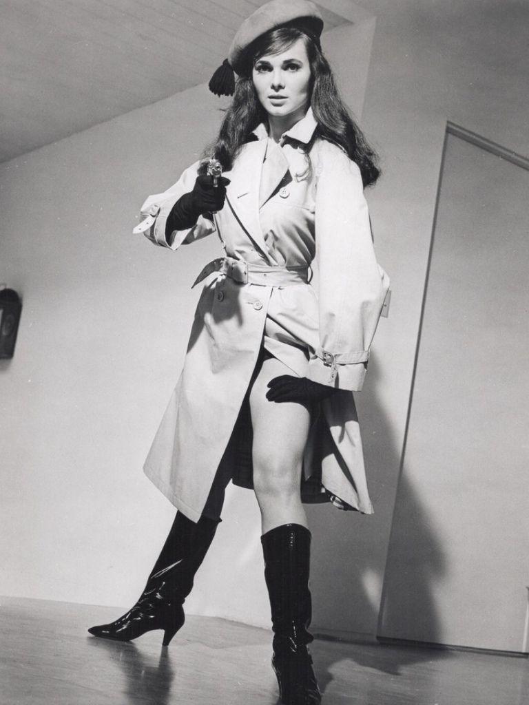 503 Gila Golan 吉拉.戈蘭 (1940年 波蘭以色列模特、演員)09