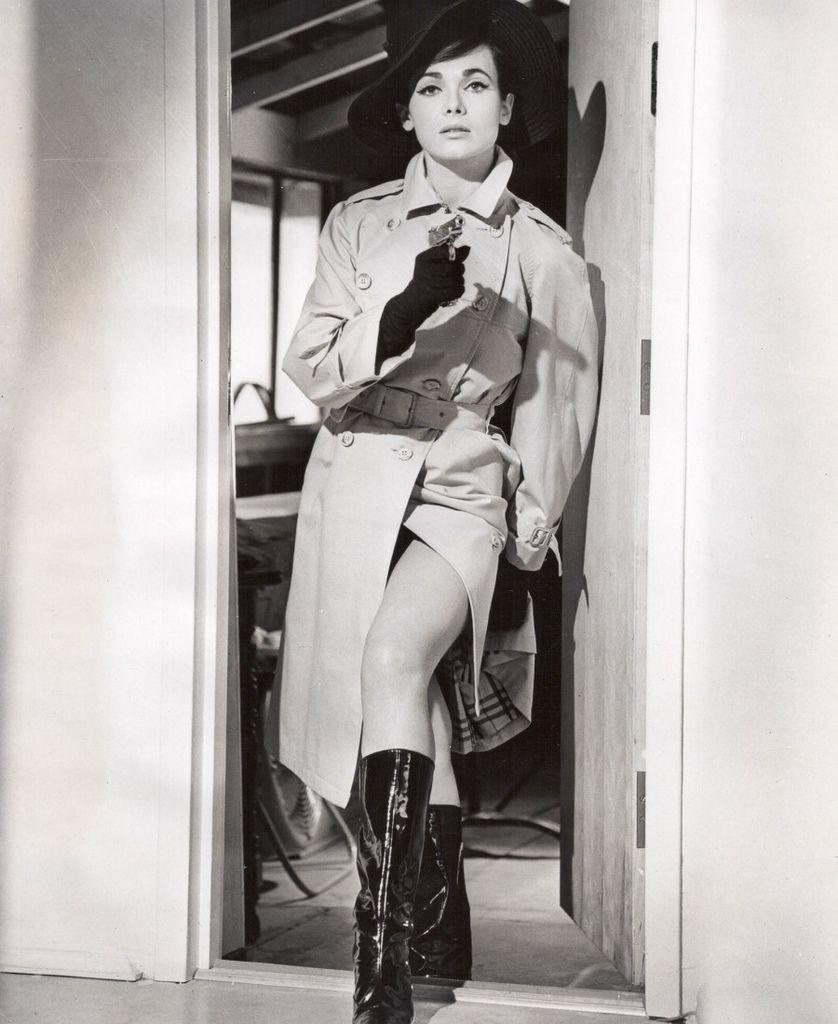 503 Gila Golan 吉拉.戈蘭 (1940年 波蘭以色列模特、演員)08