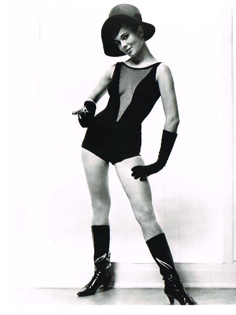 503 Gila Golan 吉拉.戈蘭 (1940年 波蘭以色列模特、演員)06