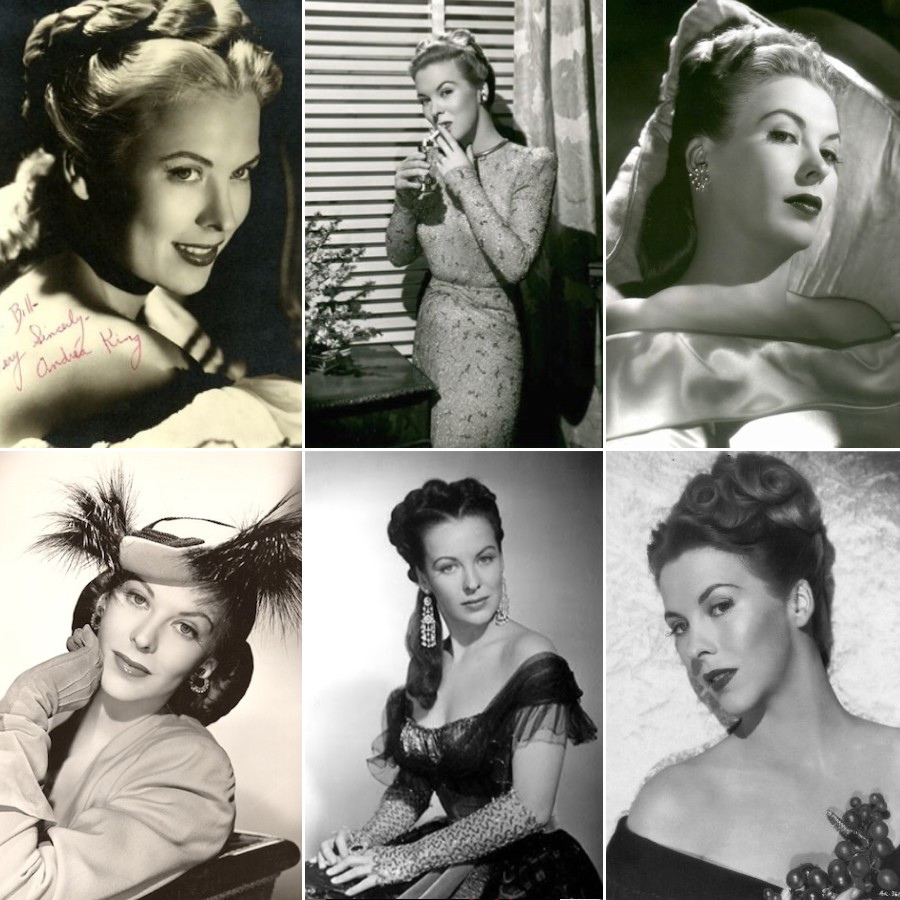 506 Andrea King 安德烈.金 (1919年-2003年 美國舞台、電影、電視演員)09