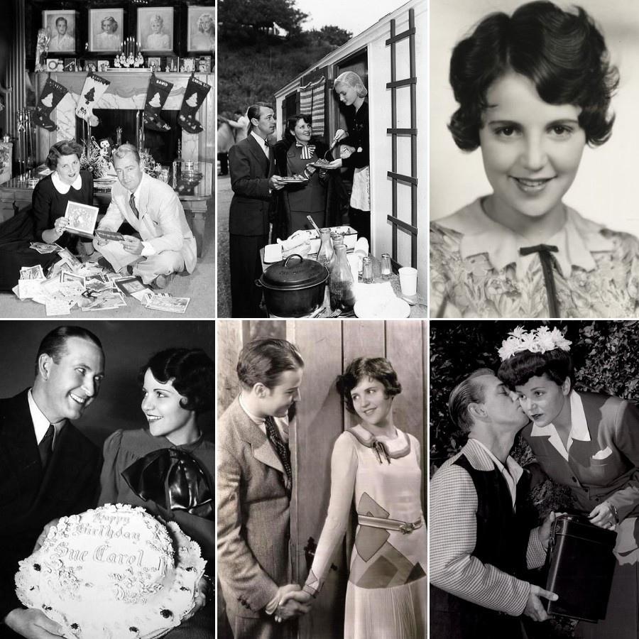 507 Sue Carol 蘇.卡羅爾 (1906年-1982年 美國演員、經紀人)07