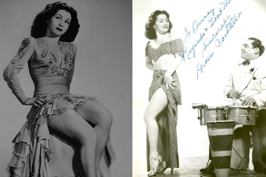 508 Diosa Costello 迪奧薩.科斯特洛 (1913年- 2013年 美國藝人、演員、製片人、俱樂部老闆)04