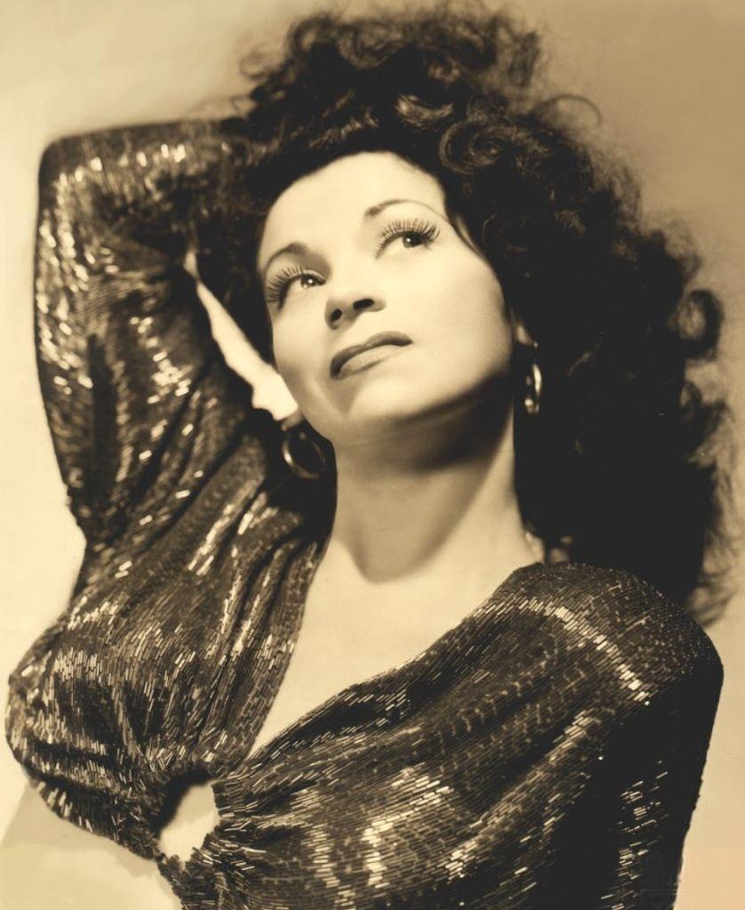 508 Diosa Costello 迪奧薩.科斯特洛 (1913年- 2013年 美國藝人、演員、製片人、俱樂部老闆)01