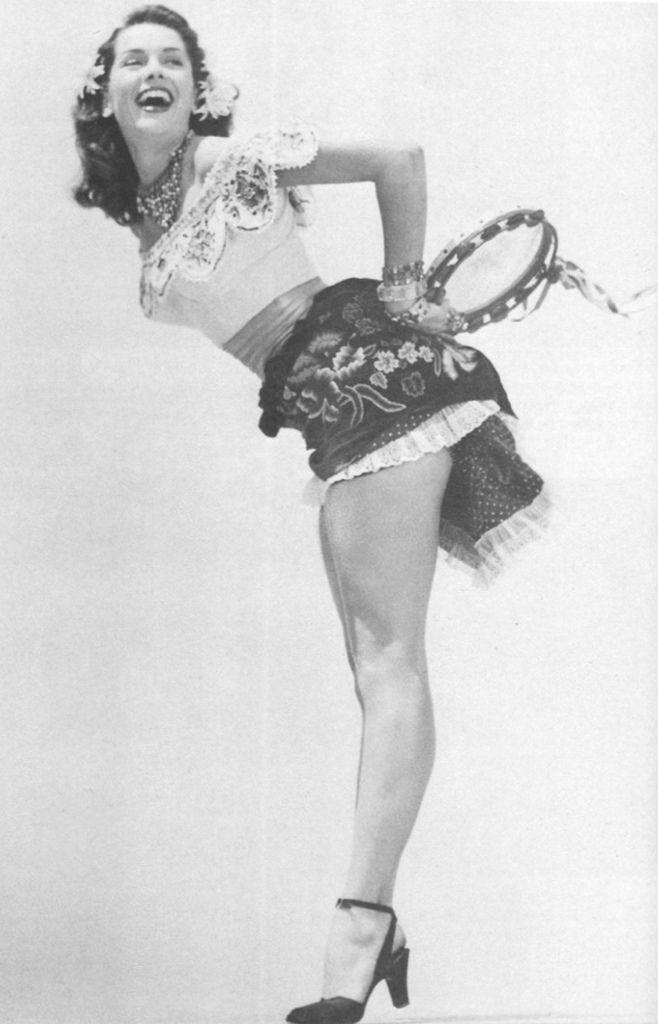 510 Jinx Falkenburg 金克斯.福爾肯伯格 (1919年-2003年 美國演員、游泳、網球專家)07
