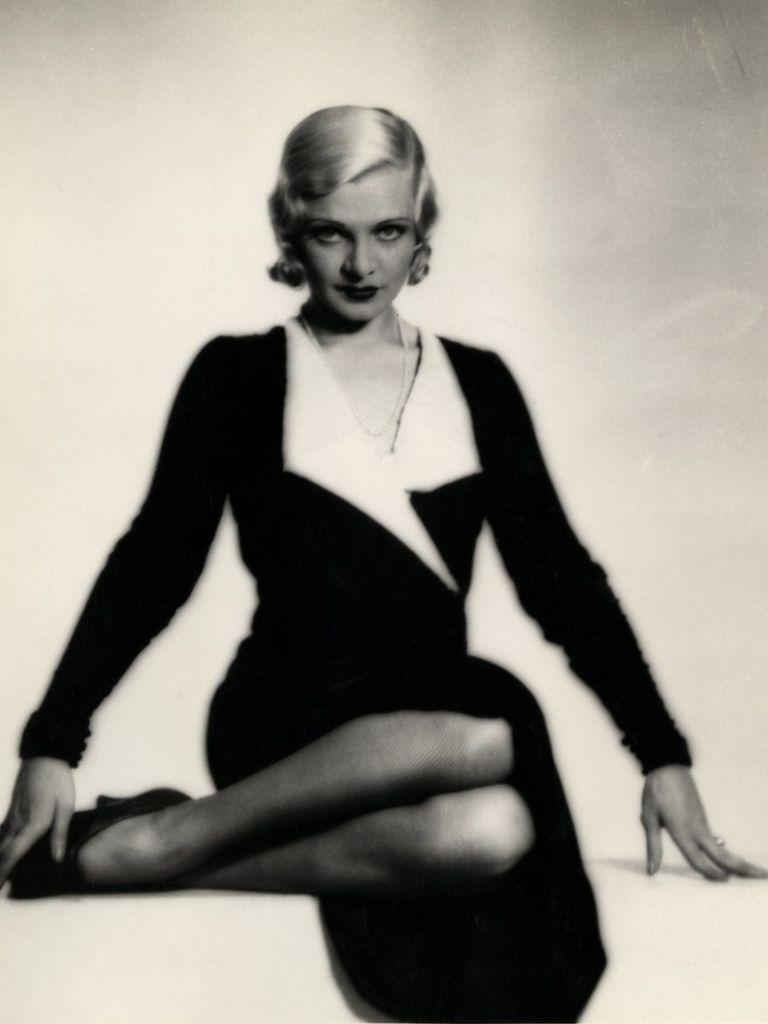511 Claire Luce 克萊爾.盧斯 (1903年- 1989年 美國舞台劇、電影演員、舞蹈家)07