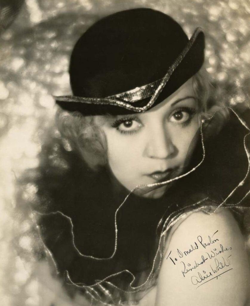 513 Alice White 愛麗絲.懷特 (1904年-1983年 美國演員)02