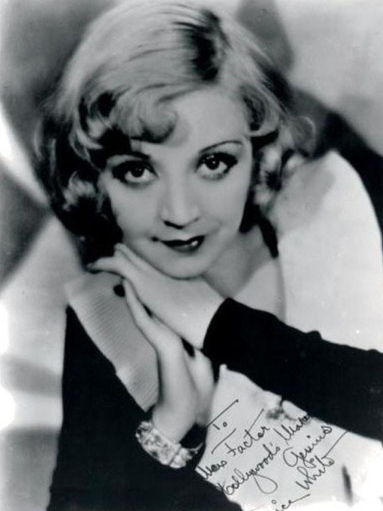 513 Alice White 愛麗絲.懷特 (1904年-1983年 美國演員)07