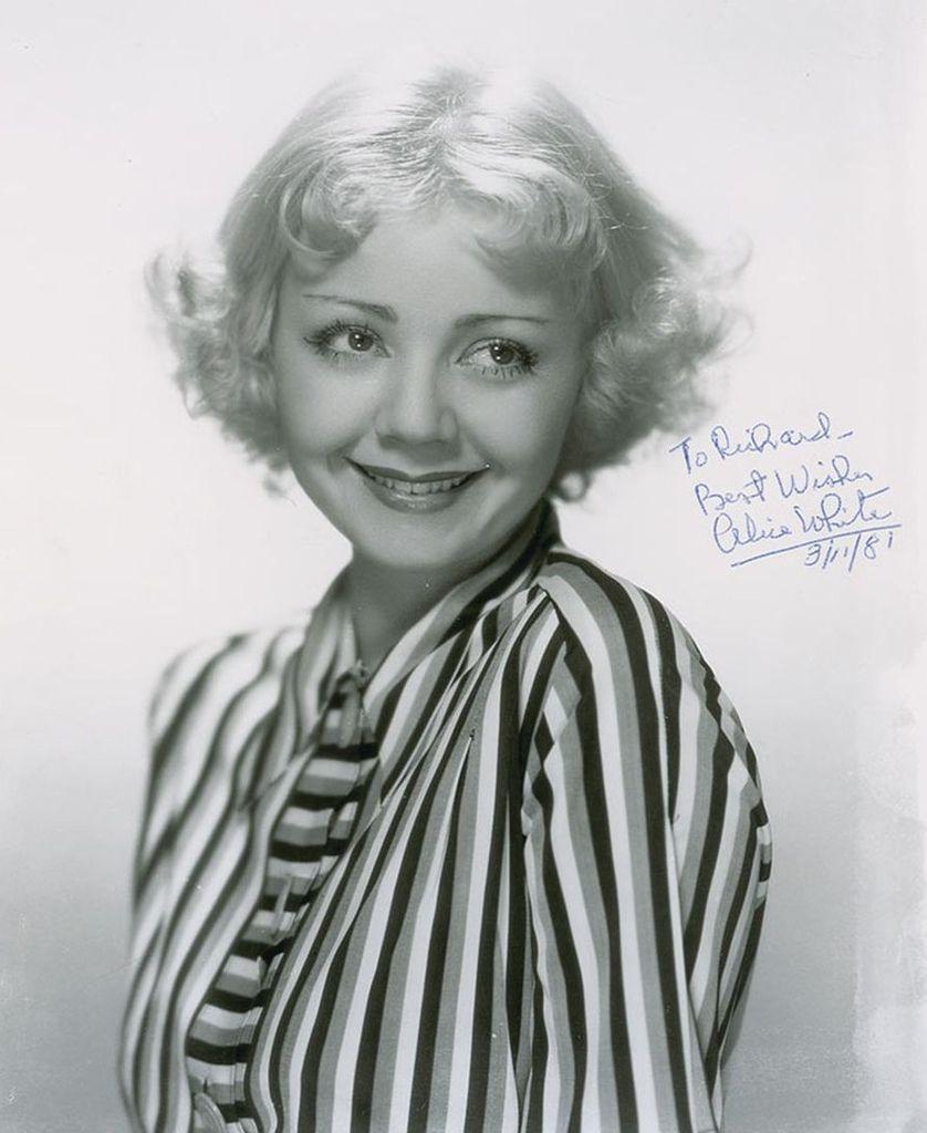 513 Alice White 愛麗絲.懷特 (1904年-1983年 美國演員)05