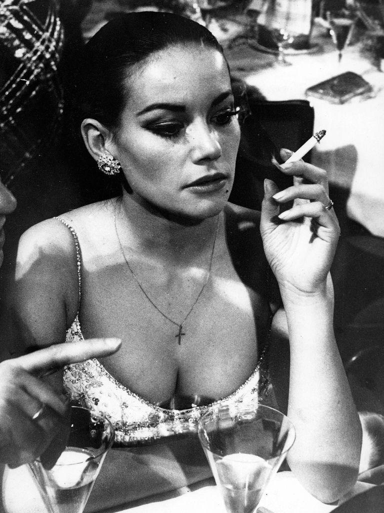 521 Claudine Auger 克勞迪.奧格 (1941年 法國演員)03