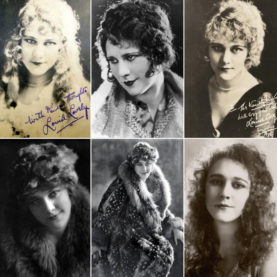 530 Louise Lovely 路易絲.樂芙尼 (1895年-1980年 澳大利亞裔美國演員)01